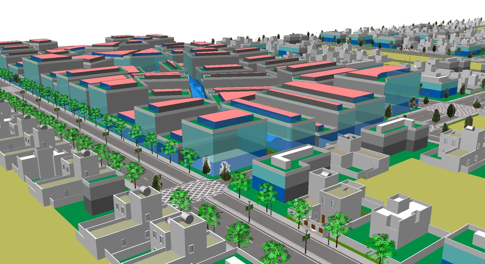Howgill Planning Ltd : Procedural City Modelling